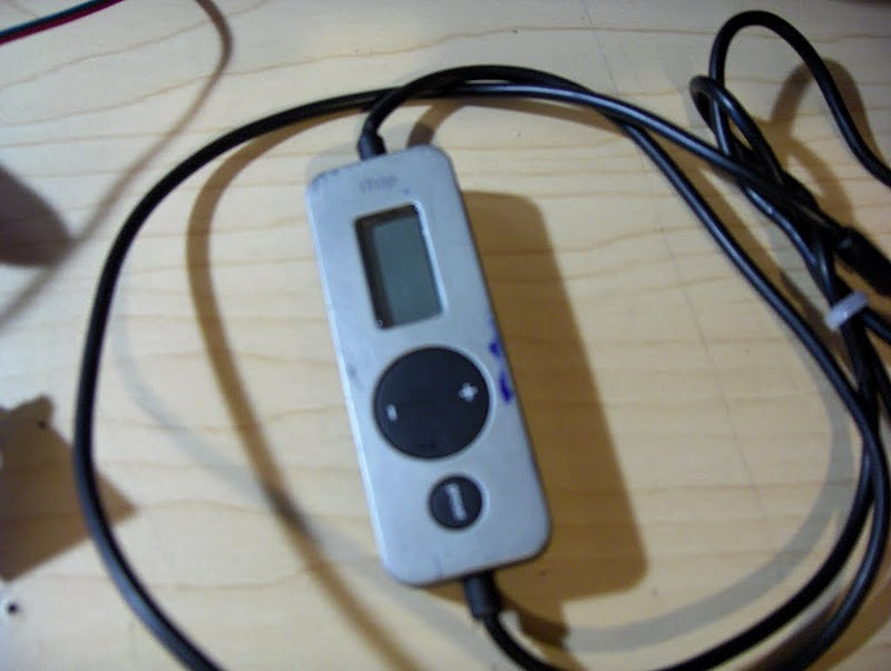 FM Transmitter running off wall power with extended range.
