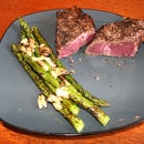How to Make a Steak Dinner with a Propane Torch
