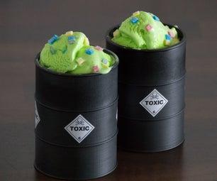 """""""Toxic"""" Ice Cream"""