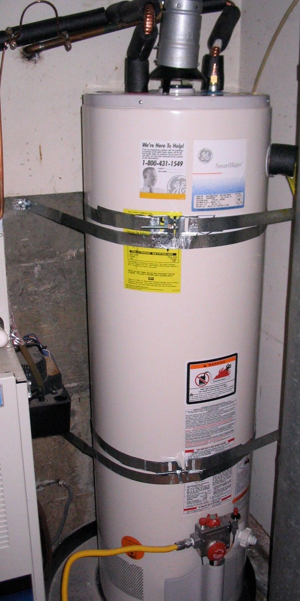 How to Secure Your Water Heater Against an Earthquake