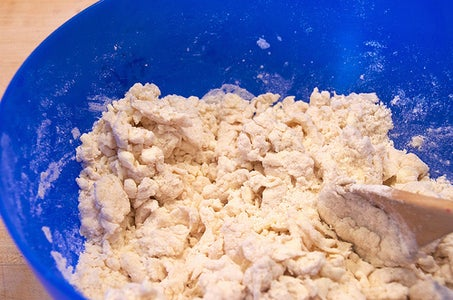 Make the Dough for Your Pie Crust