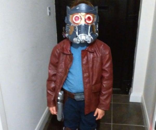 Kids Star Lord Costume