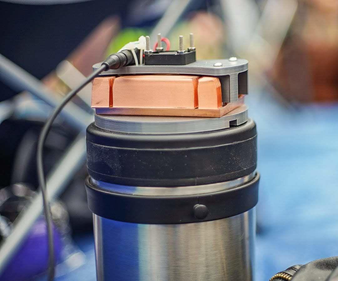 Portable Solar Micro Chiller