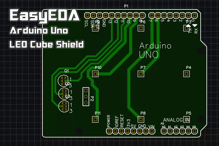 How to Create a Arduino Shield Very Easy (Using EasyEDA)