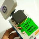 LinkIt One Wifi Cam Turner Control