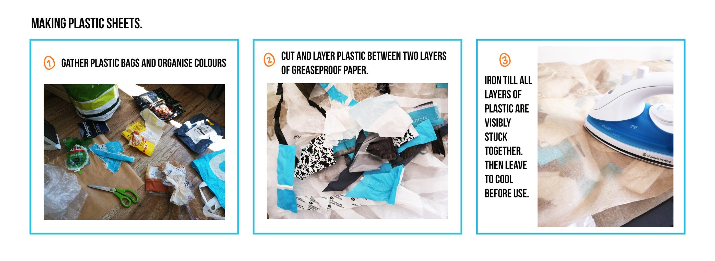 Making Plastic Sheets
