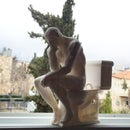 The Thinking Man in the Toilet