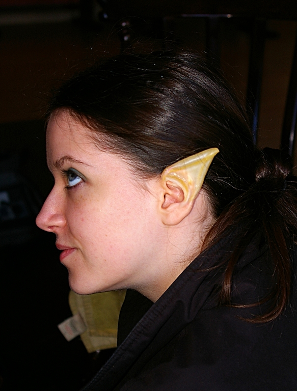 Simple Ears for Elf, Vampire, Vulcan etc