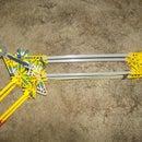 semi automatic luger rubber band gun