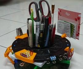 Filament Spool Add-ons