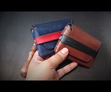 Stitchless Card Holder  & 3D Configurator.