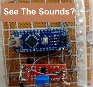 1x10 LED Audio Spectrum.