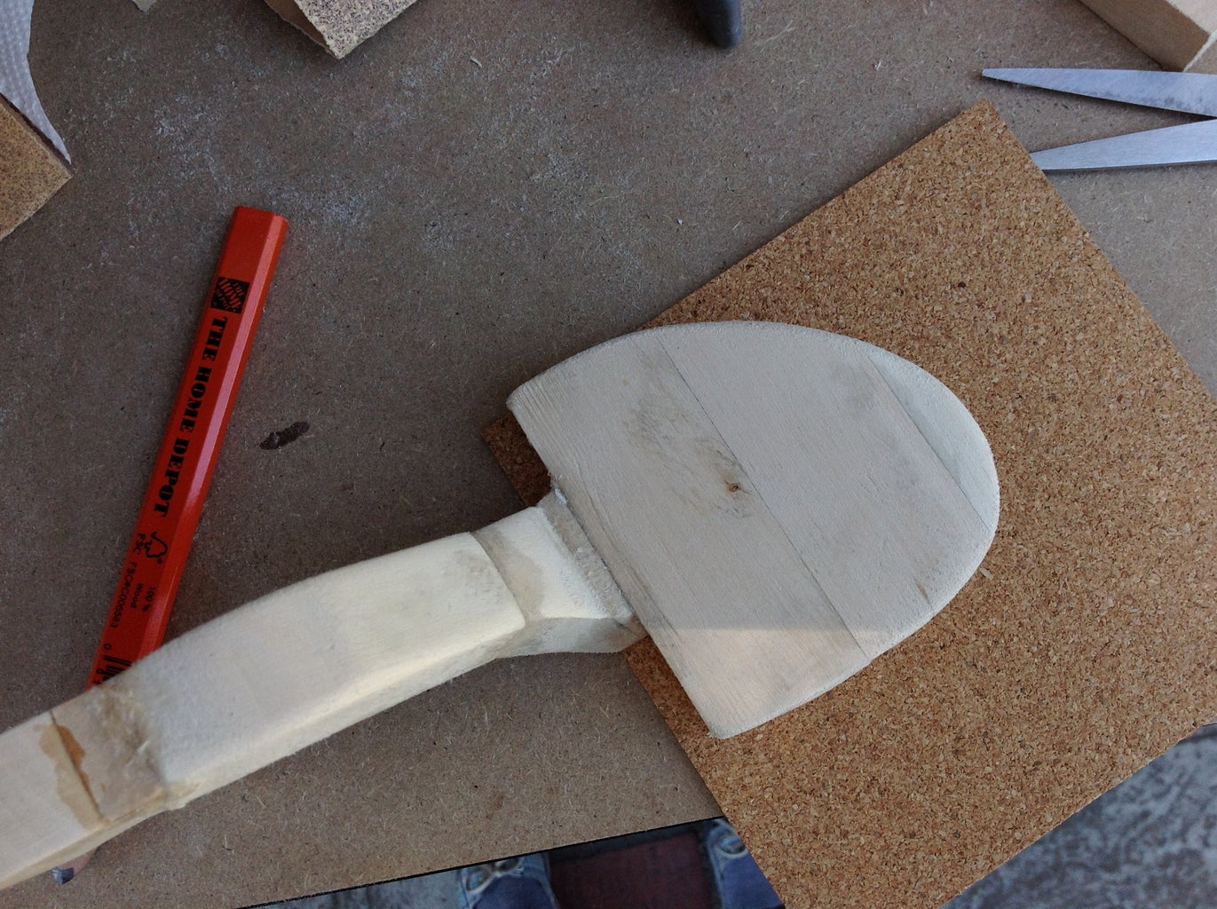 Attaching an Outsole