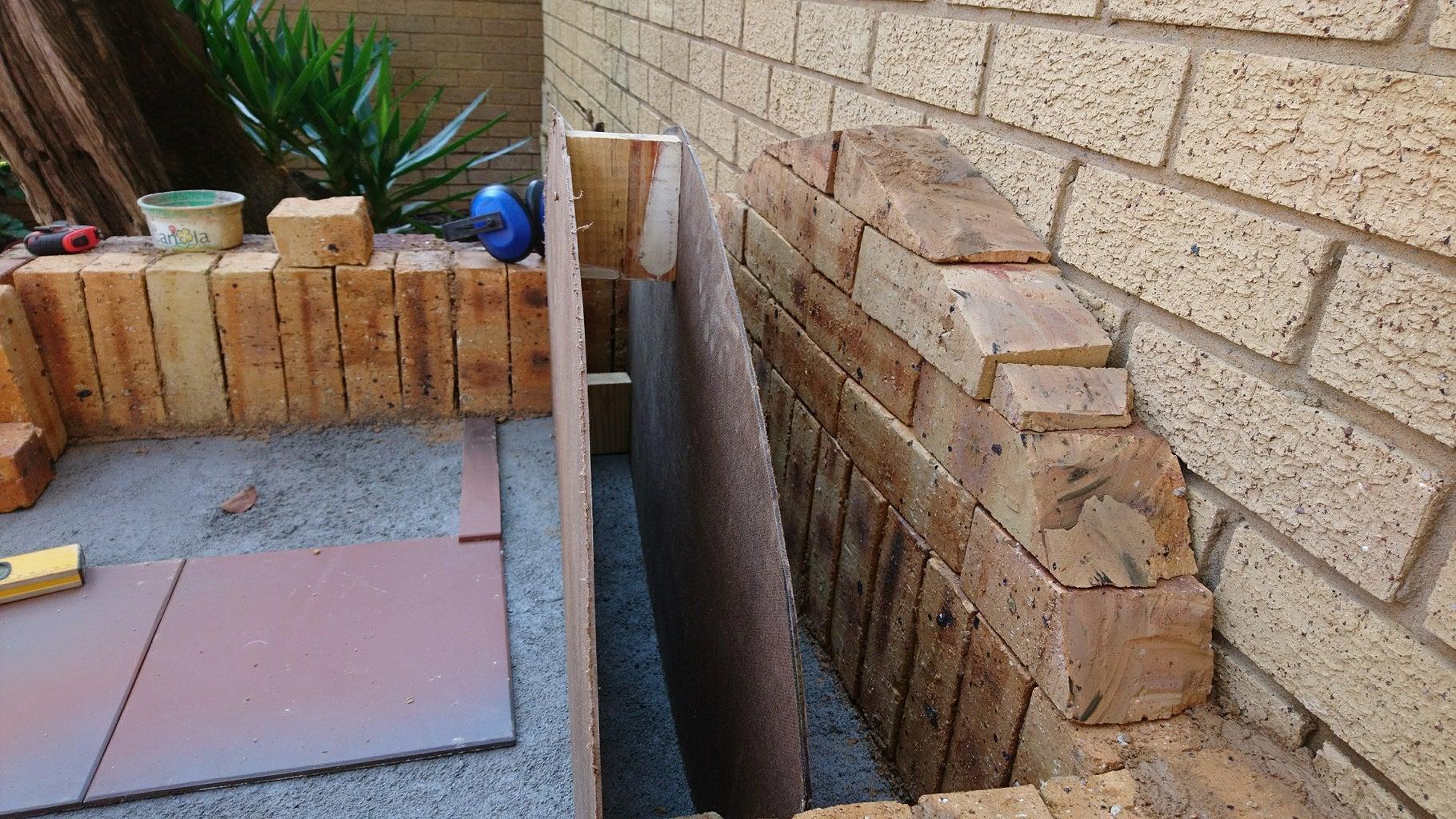 Building the Barrel Vault