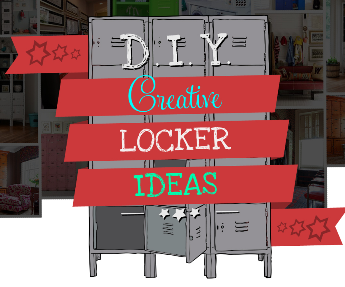 Creative Ideas for Used Lockers