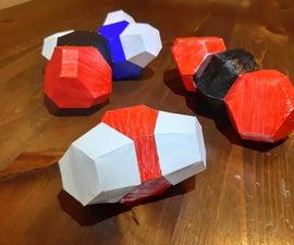 Paper Molecular Models