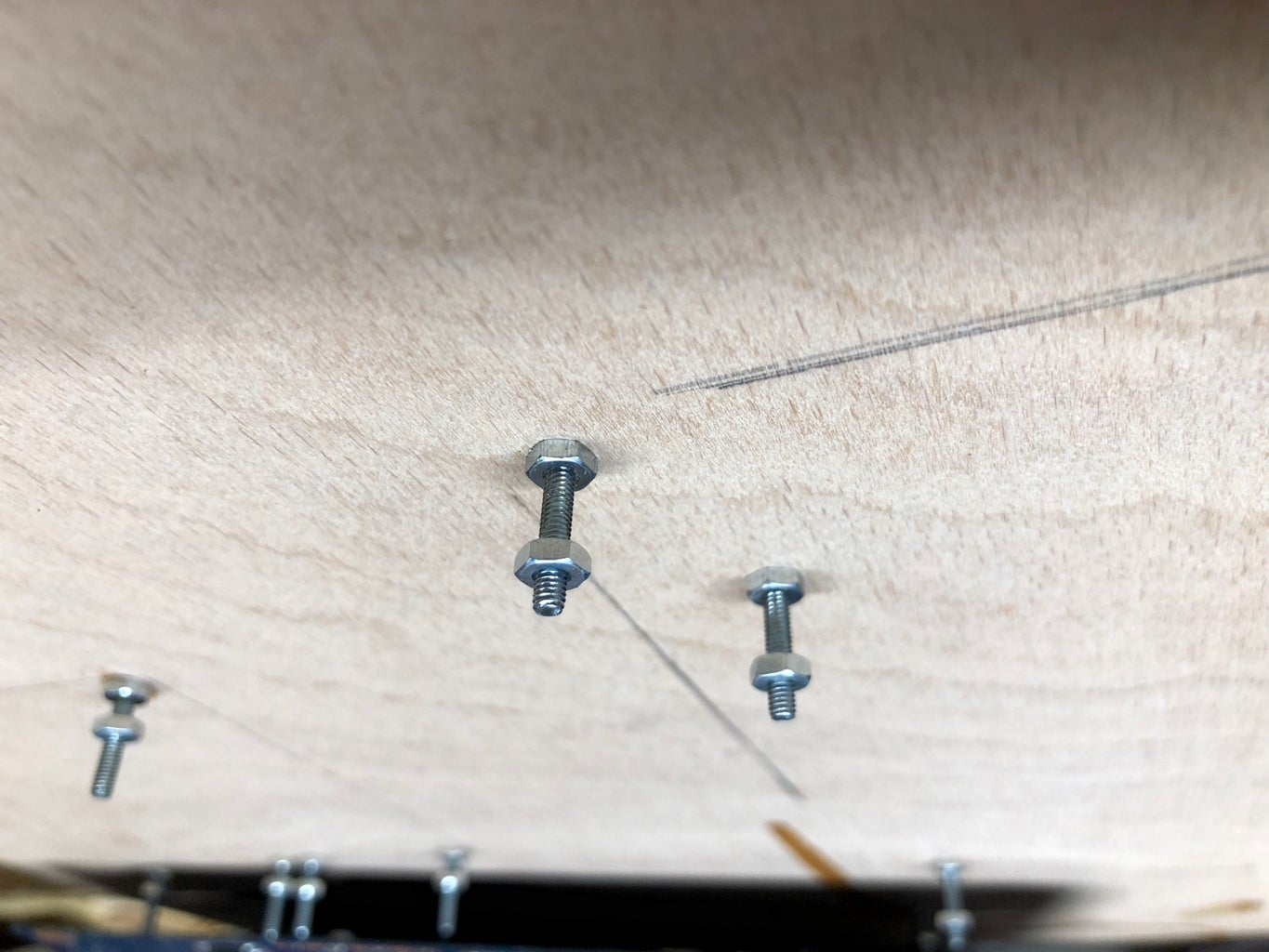 Make Standoffs for the Motherboard