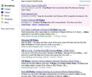 Google Search Engine Workaround