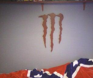 Monster Energy Wall Art