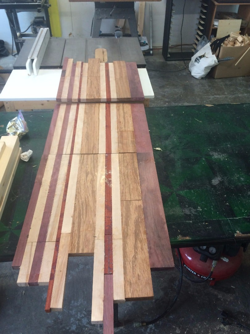 Re-Plane Your Glued Boards