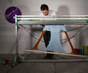 Building the OpenKnit Machine