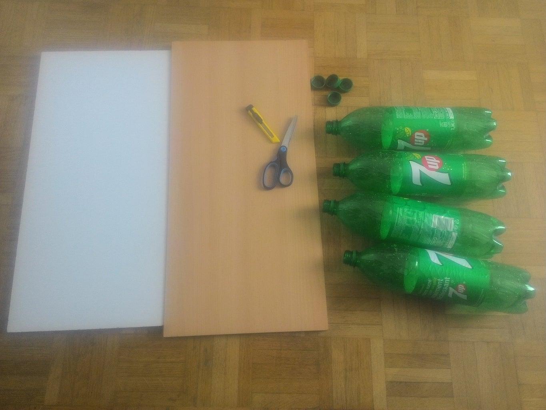 Gathering Materials