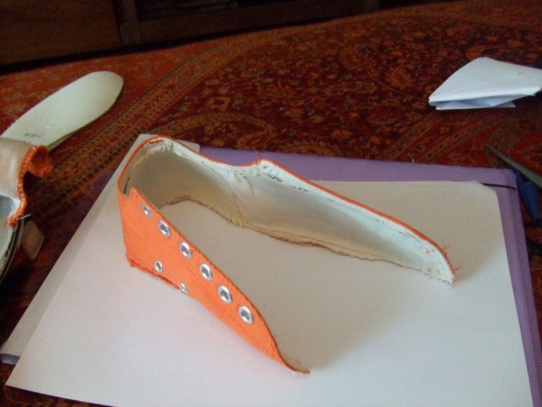 Take Apart the Shoe Even More