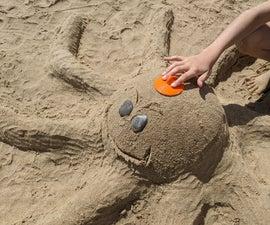 Spherical Sand Sculpture Tool