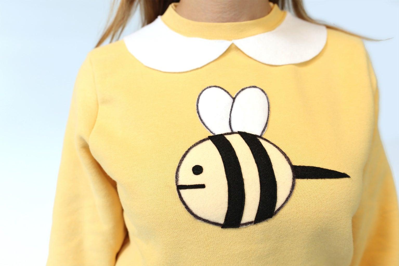 Make Bee Sweatshirt