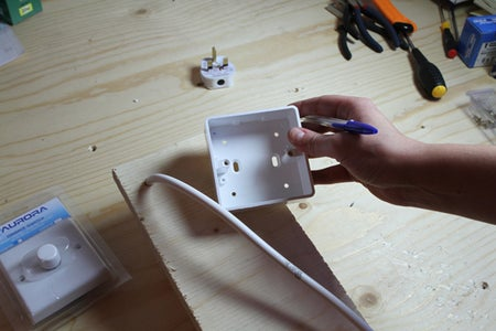 Attach Fittings to Board