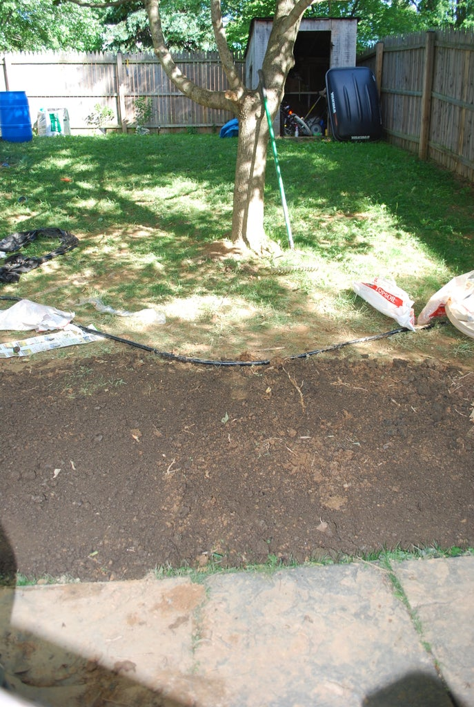 Cover, Soil, Seed.