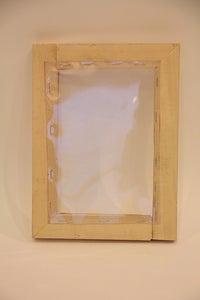 Step 2: Attach Plastic to Frame