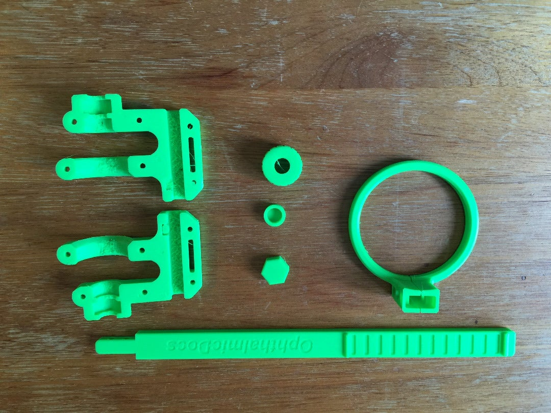 STEP 1: 3D Print All 7 Components