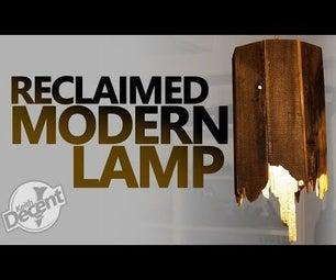 "The ""Dead Edge"" Lamp"