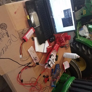 DIY Robotic Hand Controlled by a Glove and Arduino
