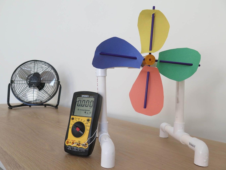 Spin, Turbine, Spin!