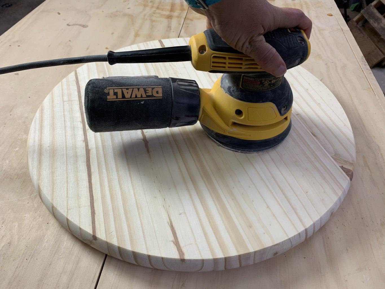 Prep the Wood Round