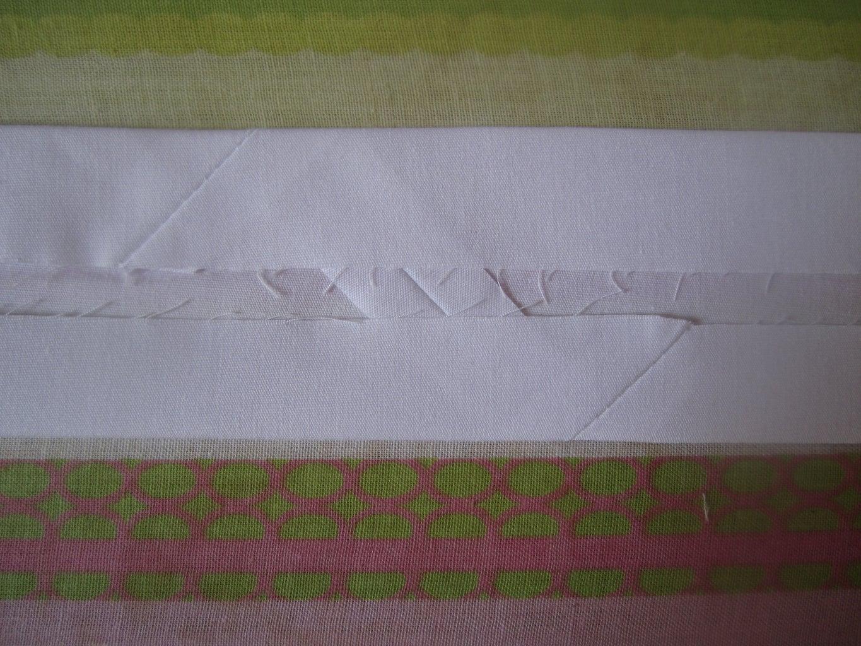 Making the Bias Tape, Part 3.