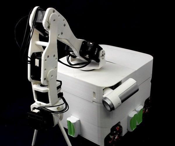 Building the Builder Robot