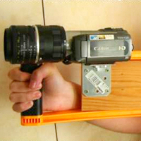 Camcorder Shoulder Rig
