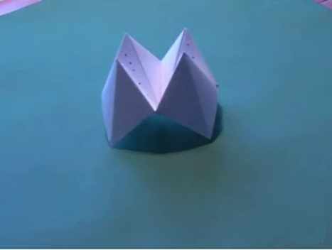 How To Make A Cootie Catcher/Fortune Teller