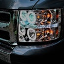 Silverado 2007-13 HID Projector Headlight Upgrade