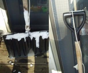 Snow Shovel Hack