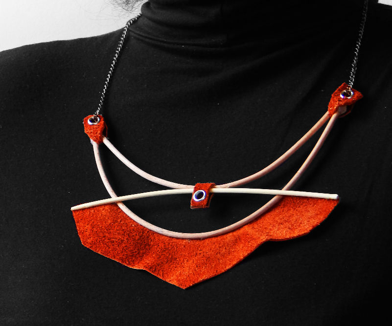 Do It Yourself-Organic Necklace