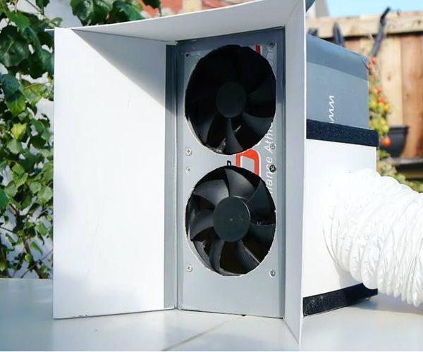 Simple DIY Solder Fume Extractor