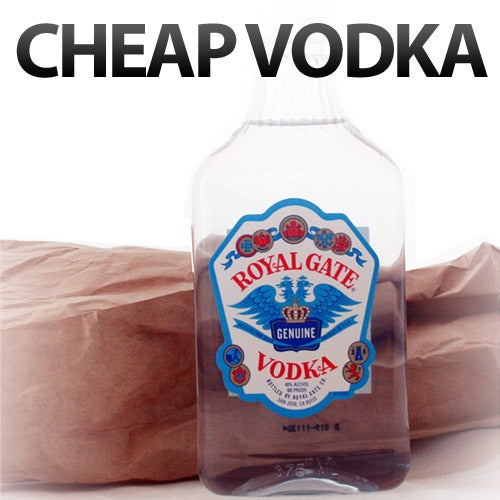 15 Unusual Uses for Cheap Vodka