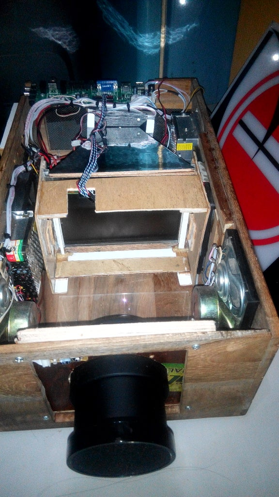 DIY LED Projector : 6 Steps (with Pictures) - Instructables
