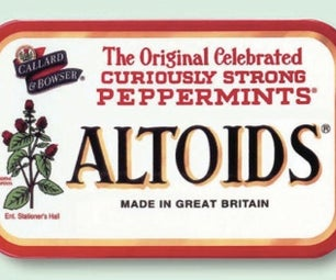 Altoids Tins Creations