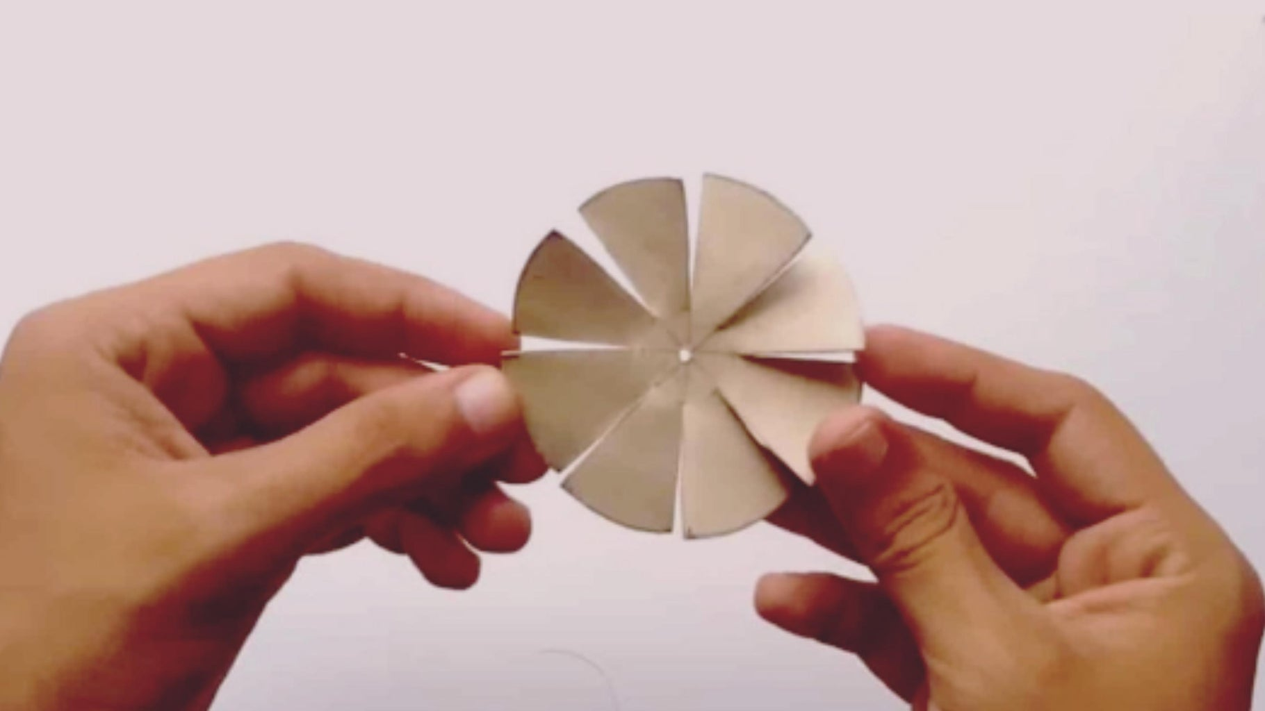 Making of the Vacuum Cleaner Fan