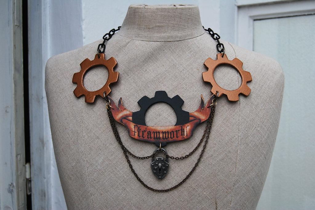 Steamworks Necklace